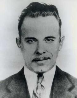 John Dillinger- Fingerprint Obliteration