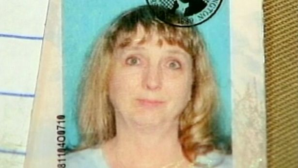 Missing Woman Patty Krieger