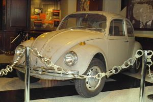 Volkswagen Owned by Ted Bundy