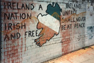 Ireland Grafitti