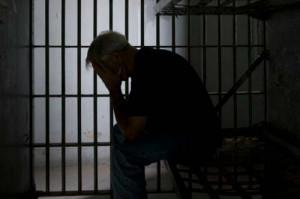 man-jail