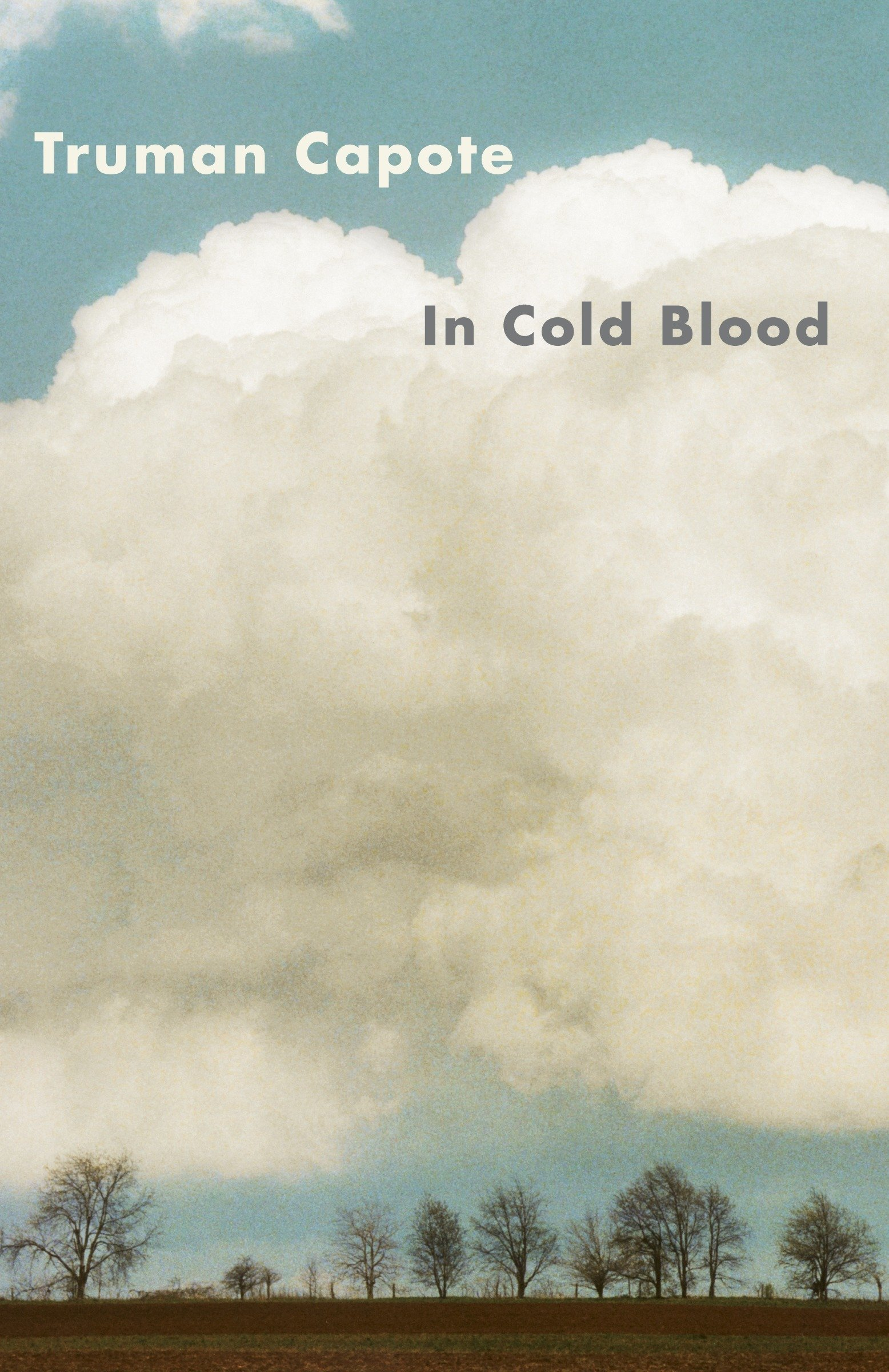 an analysis of the nonfiction novel cold blood by truman capote With this nonfiction novel, capote created, or at least perfected, a completely new form but we suggest that in cold blood belongs to the genres of psychological thriller and suspense, tragedy, an.