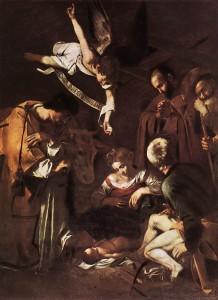 Caravaggio-Nativity