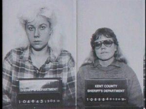 Gwendolyn Graham and Cathy Wood