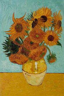 Vincent Van Gogh Is Regarded As One Of The Premiere Post Impressionist Painters 19th Century His Works Are High Value And Have Been Target