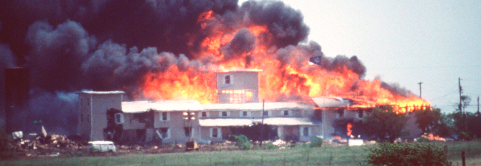 Image result for Waco Siege