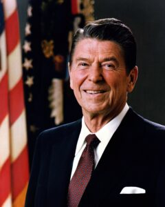President Ronald Reagan Assassination Attempt 1